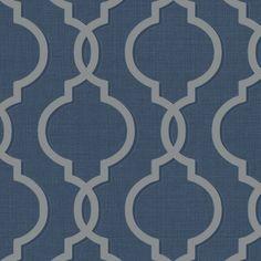 Navy Wallpaper, Glitter Wallpaper, Geometric Wallpaper, Pattern Wallpaper, Baroque Pattern, Open Plan Kitchen, Textured Background, Kids Rugs, Ground Floor
