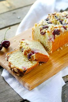 Cherry Cream Crumb C