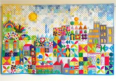 My Small World Quilt                                                                                                                                                                                 More