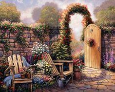Garden Patio (63 pieces)