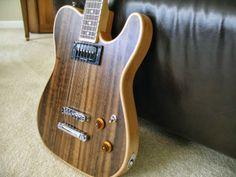 Antique store find: homemade tele body - Telecaster Guitar Forum