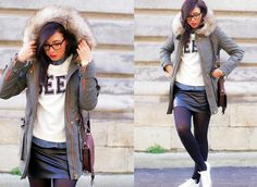 Lady M - Get Comfy and Cozy | LOOKBOOK