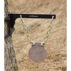 Tree Hanger with Gong Target