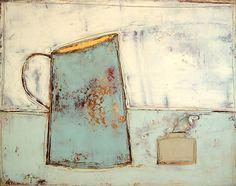Painting by Irish artist Anji Allen
