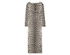 Marc Jacobs leopard dress