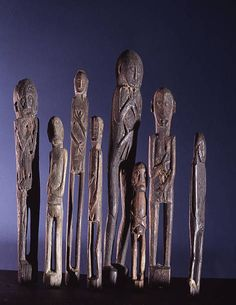 Amulets were used by the Ngaju and neighbouring Dayak peoples to ward off enemies, provide protection in war, and to bring good fortune and health Indigenous Art, Borneo, Being Used, Unique Art, Charmed, War, Culture, Amulets, Statue