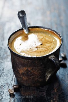 How about a delicious cup of coffee to start your day...