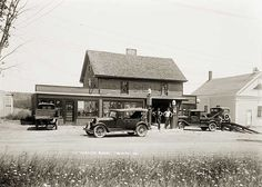 Indian Island Old Town Maine | Opened in 1919 on West Main Street (Route 139) in the heart of Monroe ...