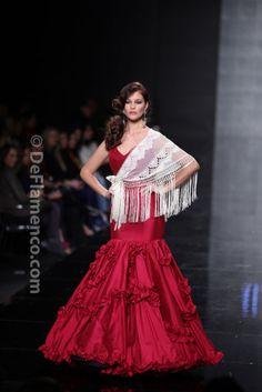 Fotografías Moda Flamenca - Simof 2014 - Aldebaran 'Vamos pa lante' Simof 2014 - Foto 16