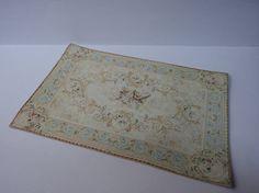 Rug or carpet by Miniaturasyvintage on Etsy