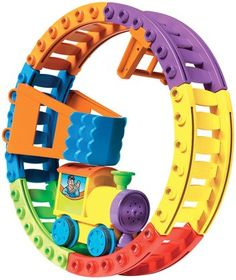 Choo Choo Loop Track Set by Tomy offers colorful loop de loop fun for your little one. Set features 3 ways to play for non-stop excitement, including a loop track, rolling hills track, and free rolling on the floor. Tomy Toys, Black Friday Toy Deals, Toys For 1 Year Old, Pull Toy, Train Set, Toys R Us, Sensory Activities, Toy Store, Toddler Toys