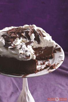 Gyors kávés csokitorta recept Készítsd el akár 2, vagy 12 főre, a Receptvarazs.hu ebben is segít!