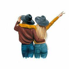 Cute Drawing of friends Friends Sketch, Drawings Of Friends, Cute Best Friend Drawings, Best Friend Sketches, Tumblr Drawings, Girly Drawings, Bff Pics, Best Friend Pictures, Bff Pictures