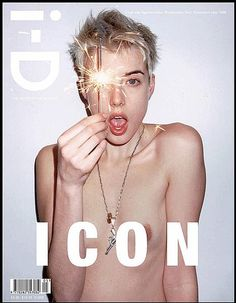 Agyness Deyn by Terry Richardson for i-D Magazine May 2008 Agness, Terry Richardson, Human, Covergirl, Model, Agyness Deyn, Id Cover, Terry, Fashion Cover