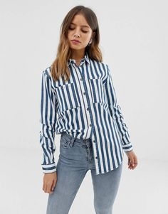 Noisy May oversized denim stripe shirt#petitewomensclothing#trendypetiteclothing#inexpensivepetiteclothes#designerpetiteclothing#fashionablepetiteclothing#petitedresses#outfitideasforwomen#outfits#trendy#trendyoutfitsforwomen#springoutfits#denim#denimondenim#denimoutfit#denimoutfitideas#denimoutfitideasforwomen#denimfemale#denimshirt#denimshirtdress#denimshirtoutfit#denimshirtoutfitspring#denimshirtoutfitwinter#ad