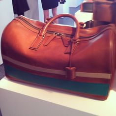 Coach men's weekend bag I need this bag!!!!