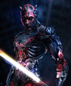 Star Wars Pictures, Star Wars Images, Epic Pictures, Star Wars Concept Art, Star Wars Fan Art, Star Wars Sith, Clone Wars, Dark Maul, Star Wars Poster