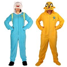 Adventure Time Footie Union Suit 142685812