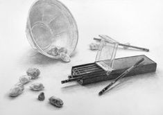 Object Drawing, Drawings, Drawing Drawing, Sketches, Drawing, Portrait, Draw, Grimm, Illustrations