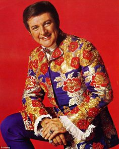 Huge star: Liberace was at one stage the world's highest paid performer