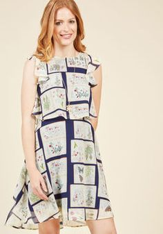 Forever Flowy A-Line Dress