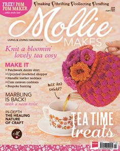 Mollie makes. Génial.