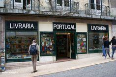 Livraria Portugal Rua do Carmo - Lisboa