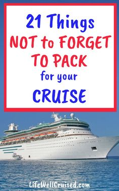 Disney Dream Cruise, Best Cruise, Cruise Port, Cruise Vacation, Vacations, Cruise Packing Tips, Wrinkle Release, Cruise Reviews, 21 Things