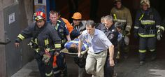 Tragedia: 21 muertos al descarrilar un tren en Moscú