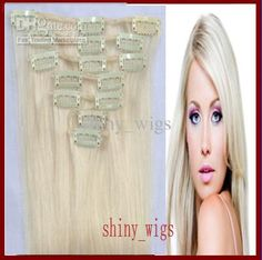 Wholesale Clip In On Hair Extensions