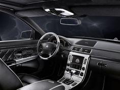 Maybach 57 S, Edition 125!, interior