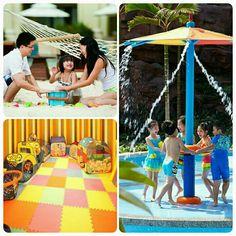Beautiful paradise for family holiday! #SanyaPhotoCollage #SanyaHeartstoHearts