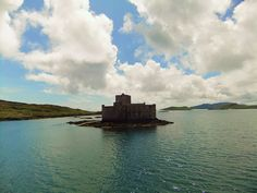 Kisimul Castle - Isle of Barra by Andrew DC Sanderson, via Flickr