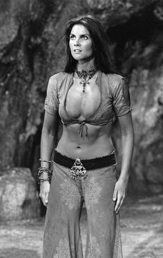 Caroline Munro in The Golden Voyage of Sinbad (1974).