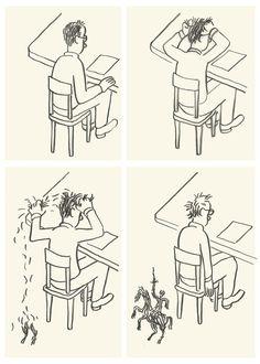 The Creative Process – Christoph Niemann, Visual Storyteller