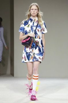 House of Holland / Spring 2016 Ready-to-Wear