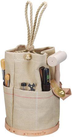 Takelsack mit Werkzeug
