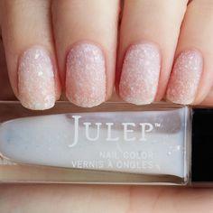 Julep - Elsa (It Girl) snowdrift iridescent stardust