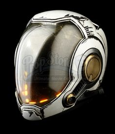 PACIFIC RIM - Raleigh Becket's (Charlie Hunnam) Drivesuit Helmet - Current price: $4150