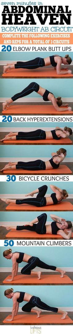 Abdominal Heaven   Posted By: NewHowToLoseBellyFat.com#FatLoss #BellyFat