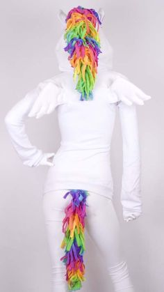Want for Abby's Halloween costume!