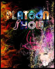 Platoon Show by Gabriel Arriola Bravo, via Behance