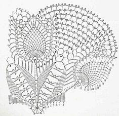Blog - Napperon crochet d'art pur coton fait main