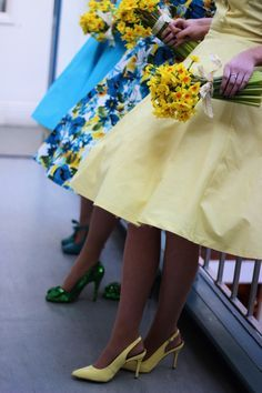 The Myrtle in lemon is featured in this pic (so you can see more of a true  colour than on Lindy Bop s stock pic 35cd4783eb