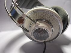 AKG K701 - the phones I wear at home
