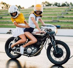 #Yamaha #sr500 #caferacer