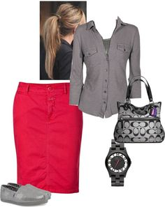 """One of Those Days"" by sweet-spicy-micky ❤ liked on Polyvore"