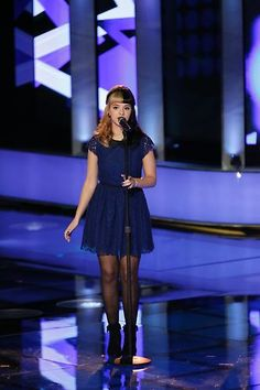 Melanie Martinez was saved by your vote last night! #TheVoice