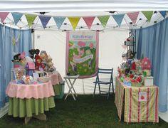 Craft Booth Display Ideas | craft fair/booth ideas / craft booth display