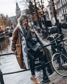 COVERED UP IN AMSTERDAM